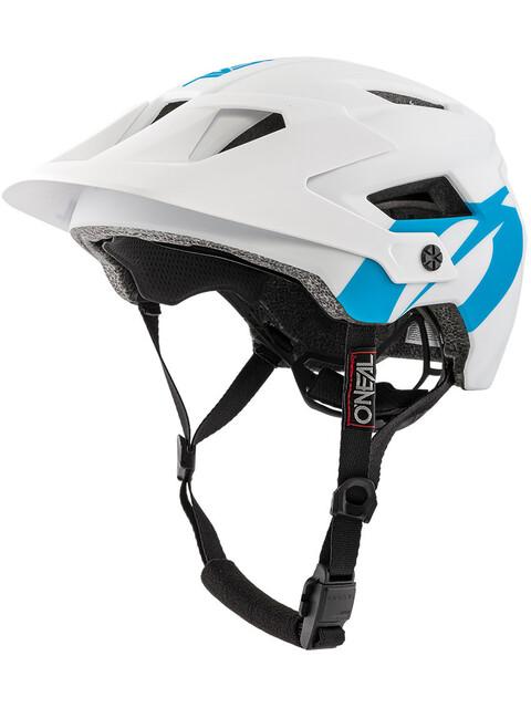 ONeal Defender 2.0 Cykelhjelm blå/hvid